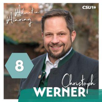 Adventkalender - Christoph Werner -332-
