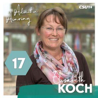 Adventkalender - Elisabeth Koch -332-