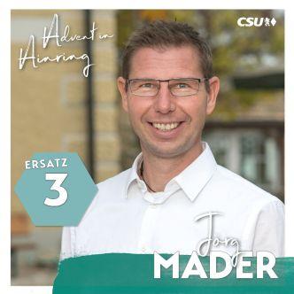 Adventkalender - Jörg Mader -332-
