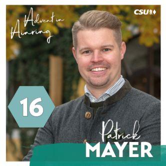Adventkalender - Patrick Mayer -332-
