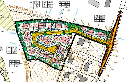 Bebauungsplang Thundorf -497-