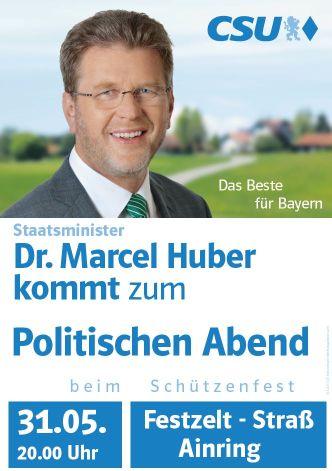 Bierzelt Straß 2018 Huber