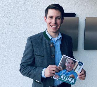 Broschüre Bürgermeisterkandidat