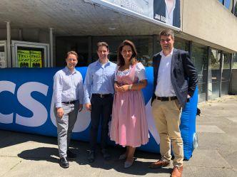 CSU Bezirksparteitag 2019
