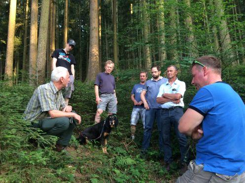 CSU Stammtisch - Wald -497-