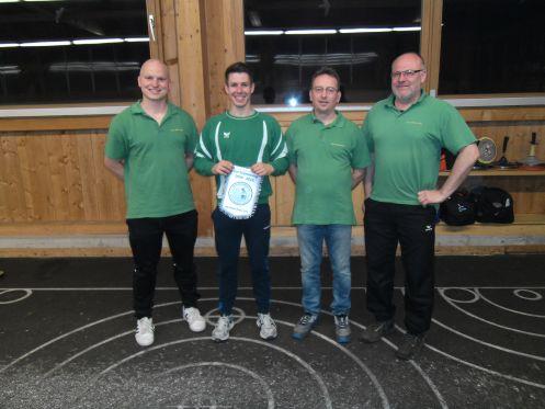 EC Feldkirchen - Vorrunde Kreispokal 2016