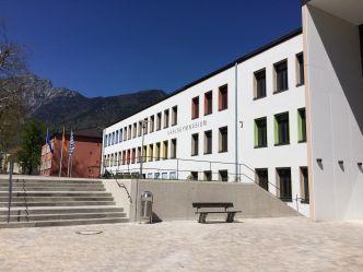 Einweihung Karlsgymnasium 1