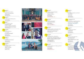 Jahresprogramm Kuturverin 2016-2