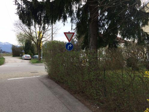 Radweg Mitterfelden -497-